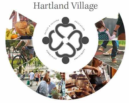 Hartland Village Image